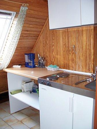 Küche App. 3 Pers.