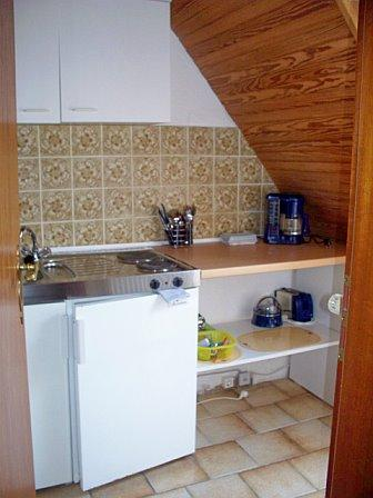 Küche App. 2 Pers.